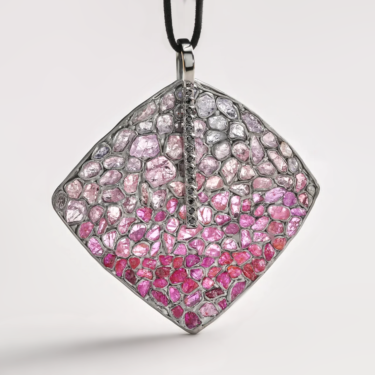Caife Ruby Pendant