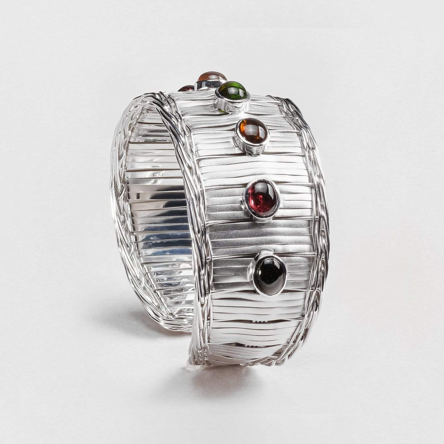 Alvie Tourmaline Bangle