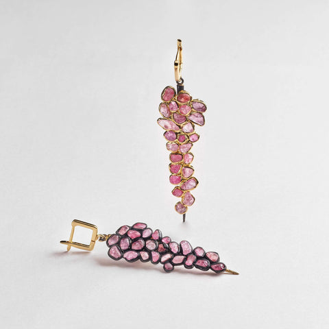 Rhene Spinel Earrings