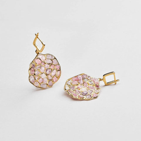 Zenita Spinel Earrings