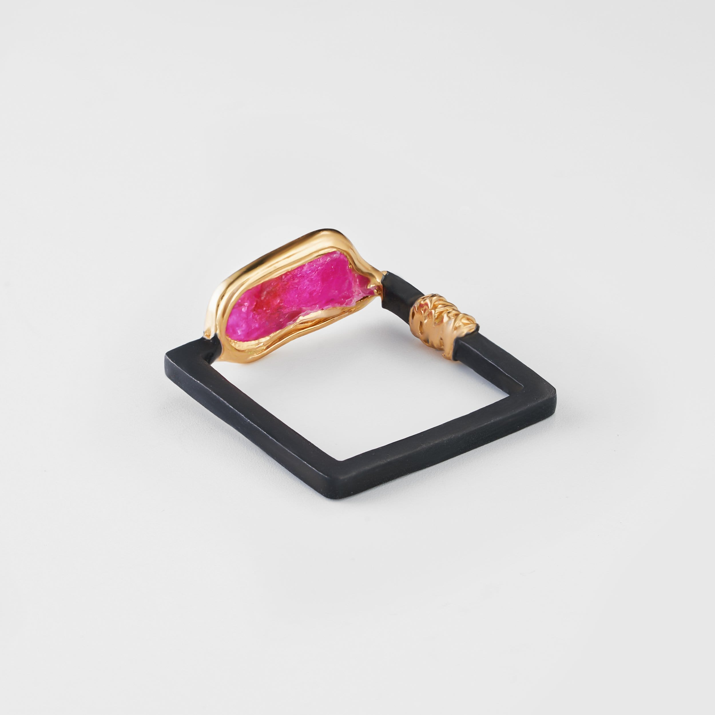 Faithe Ruby Ring