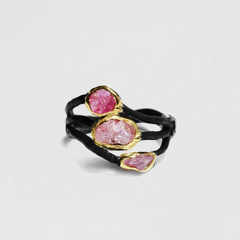 Dareene Ruby Ring