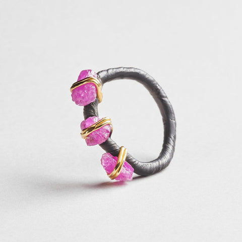 Circe Ruby Ring