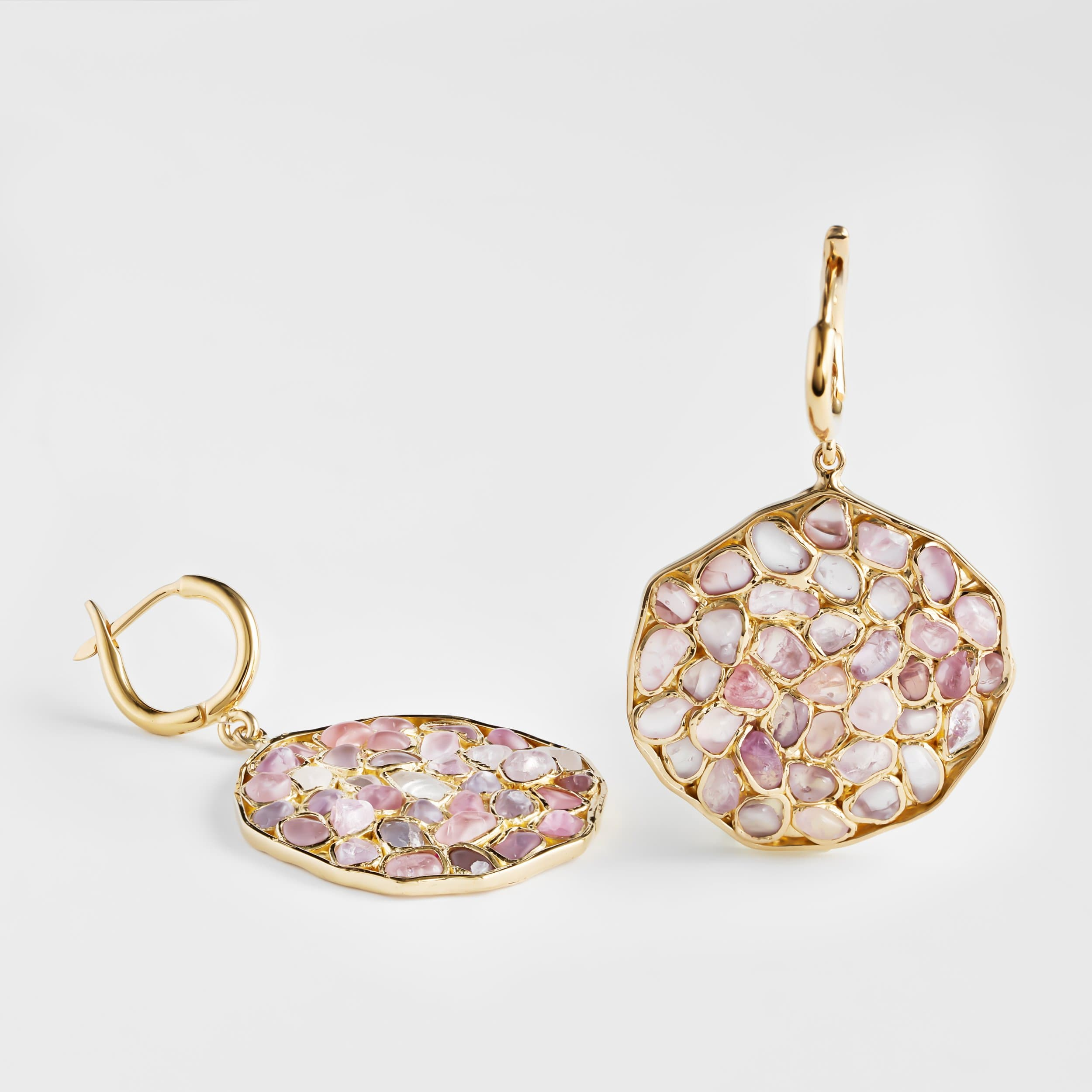 Nancy Spinel Earrings