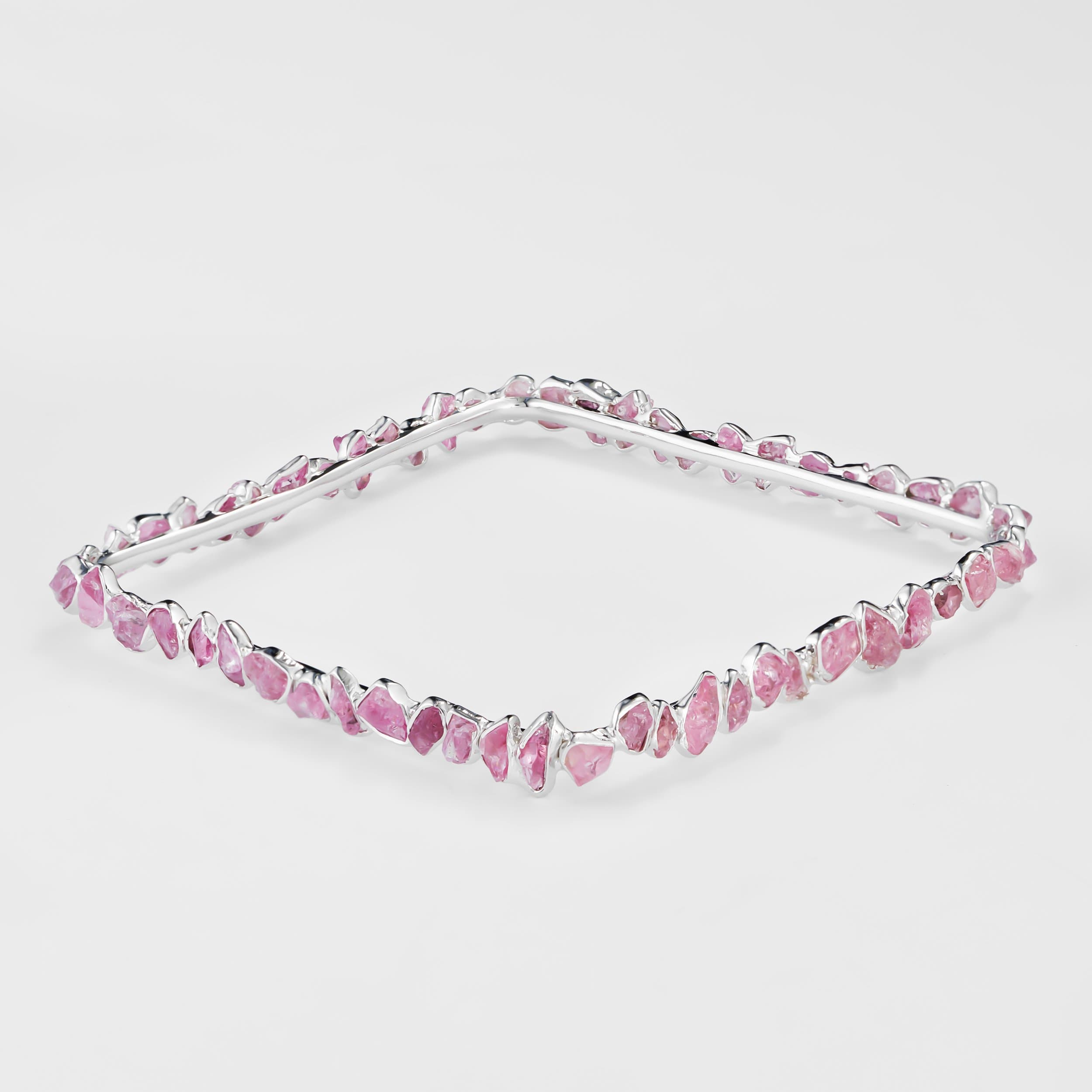 Dryade Spinel Bangle