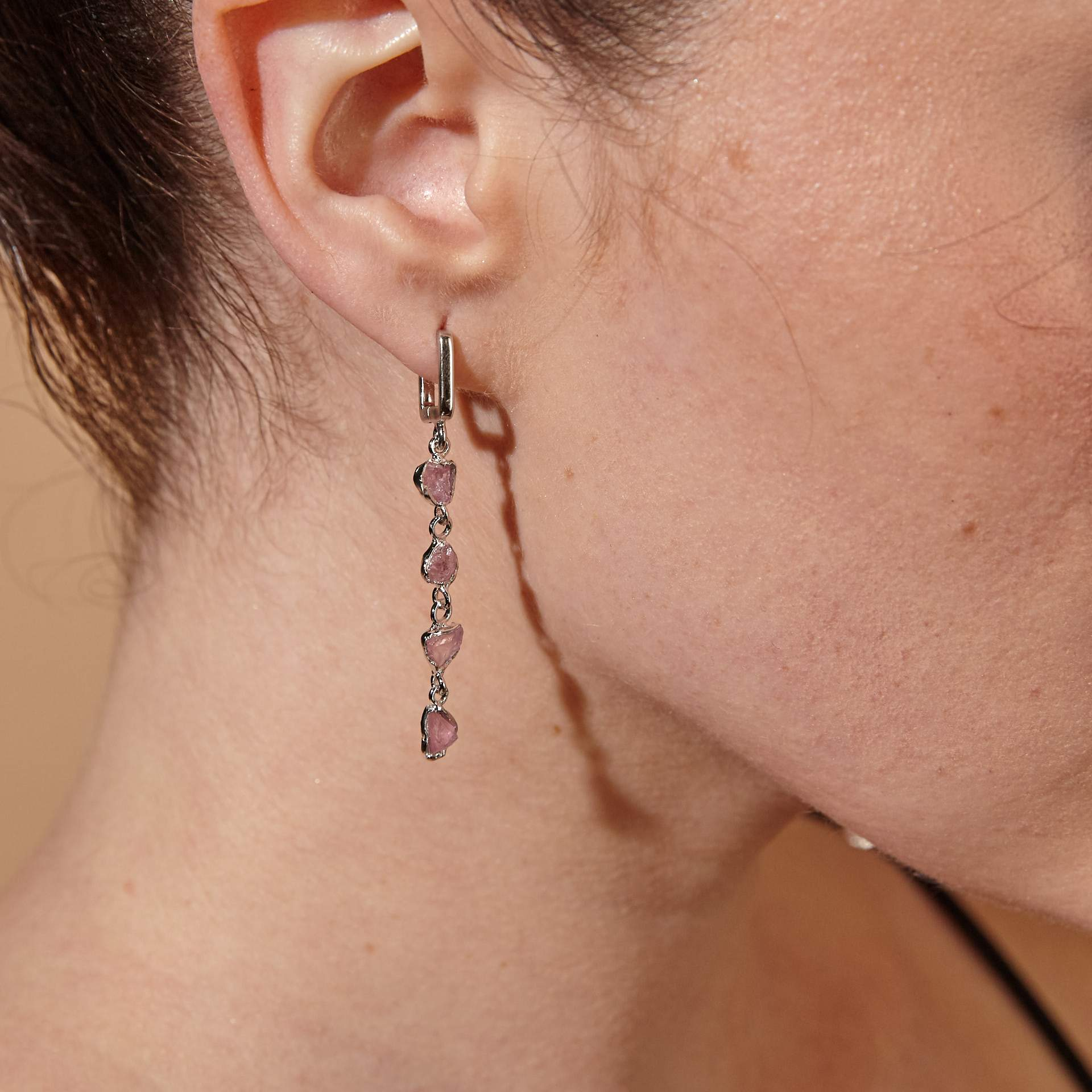 Celia Small Spinel Earrings