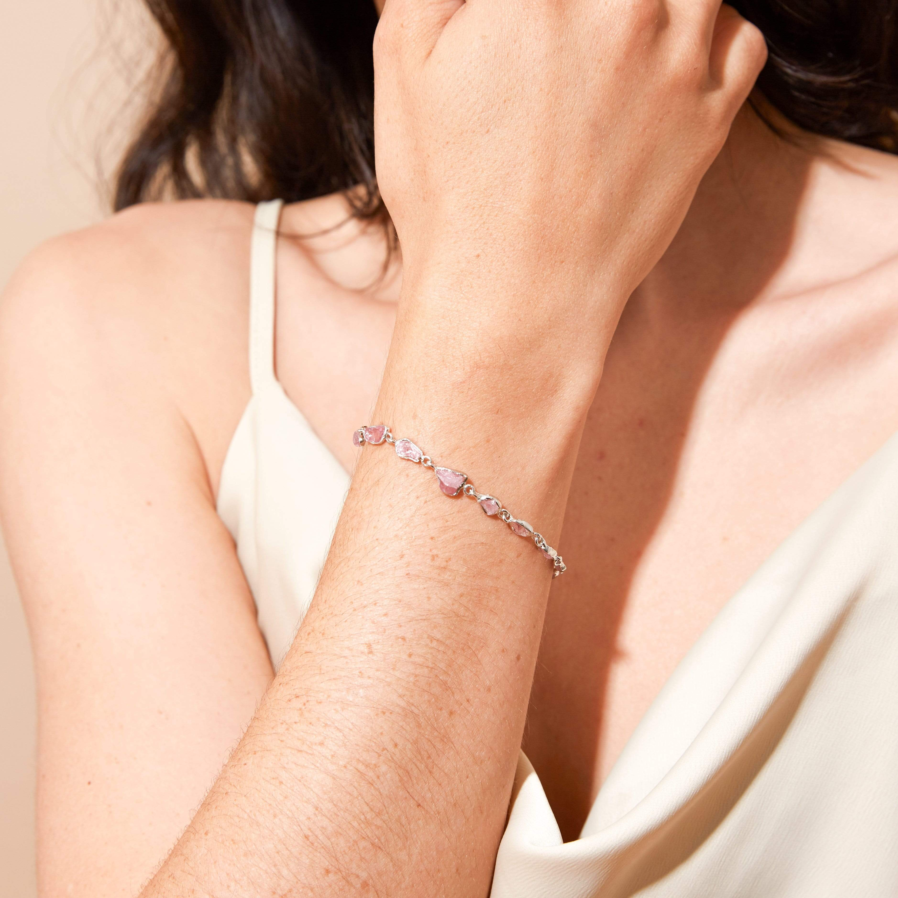 Sirenza Small Spinel Bangle