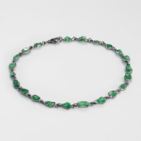 Sirenza Tsavorite Bangle