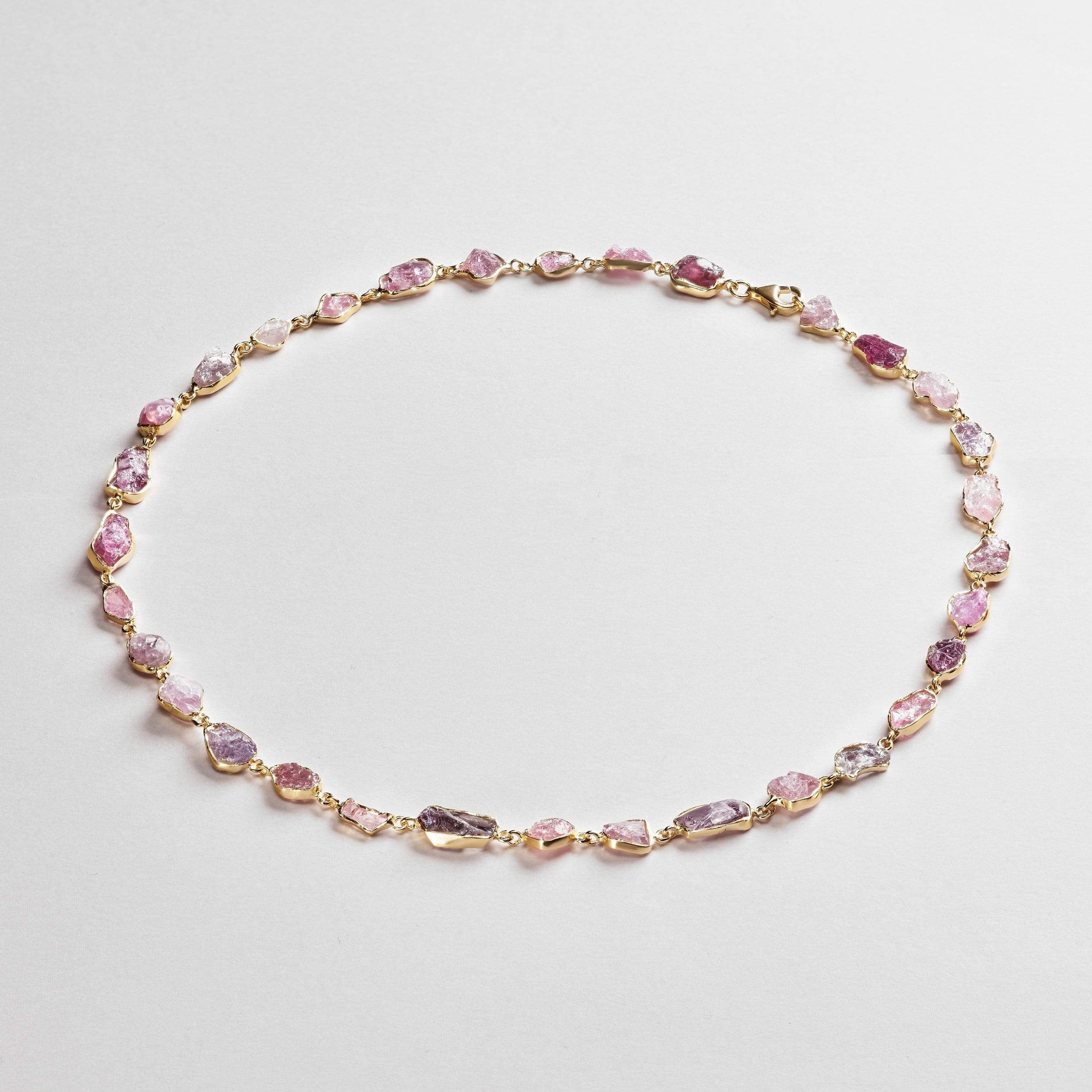 Arista Big Spinel Necklace