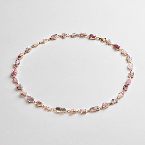 Arista Big Spinel Neclace