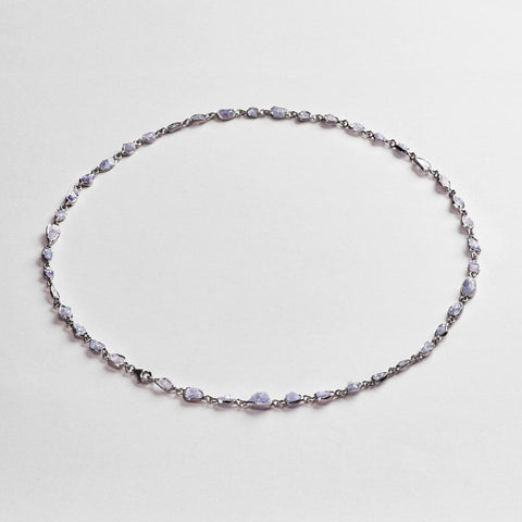 Arista Tanzanite Necklace