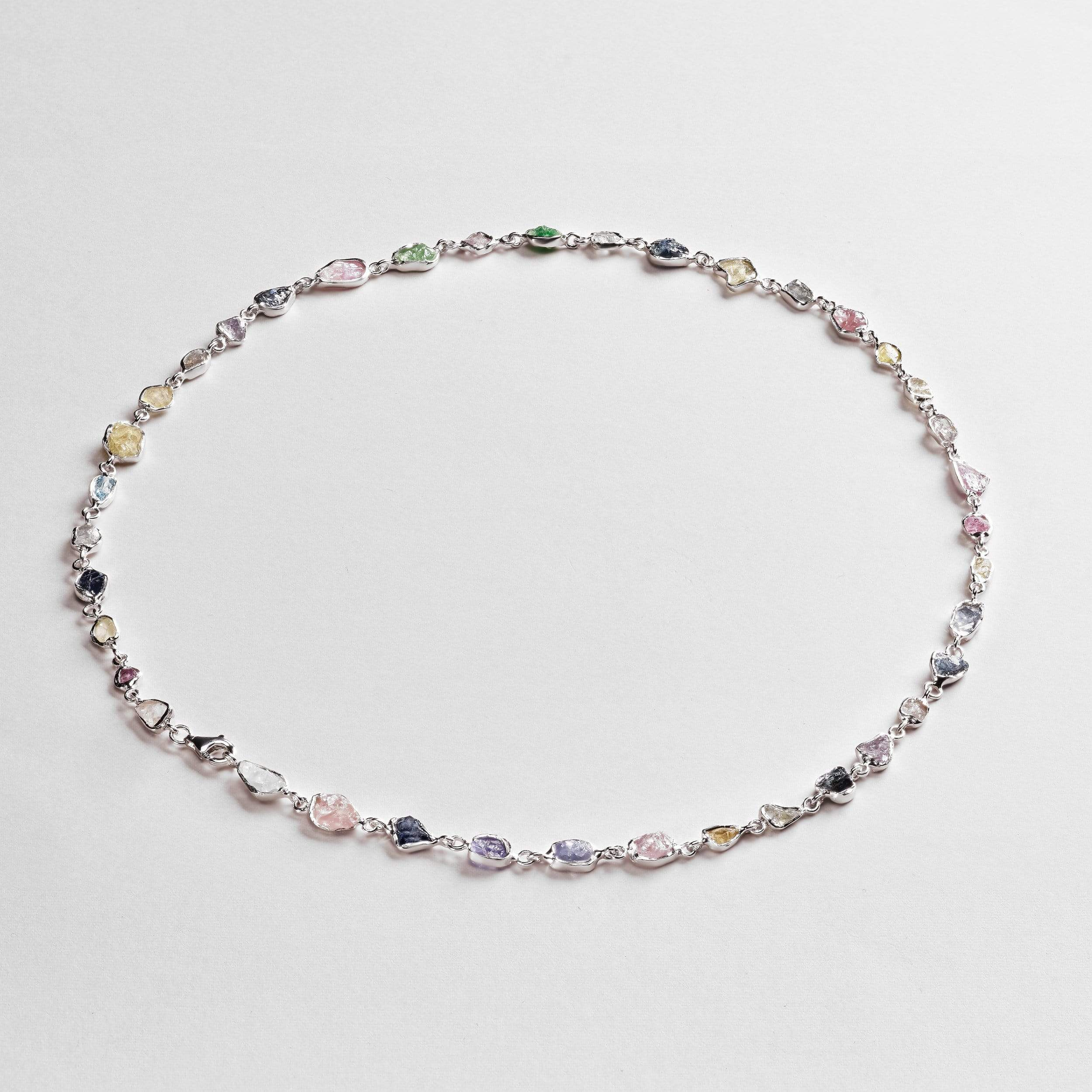 Arista Small Mixed Stones Necklace