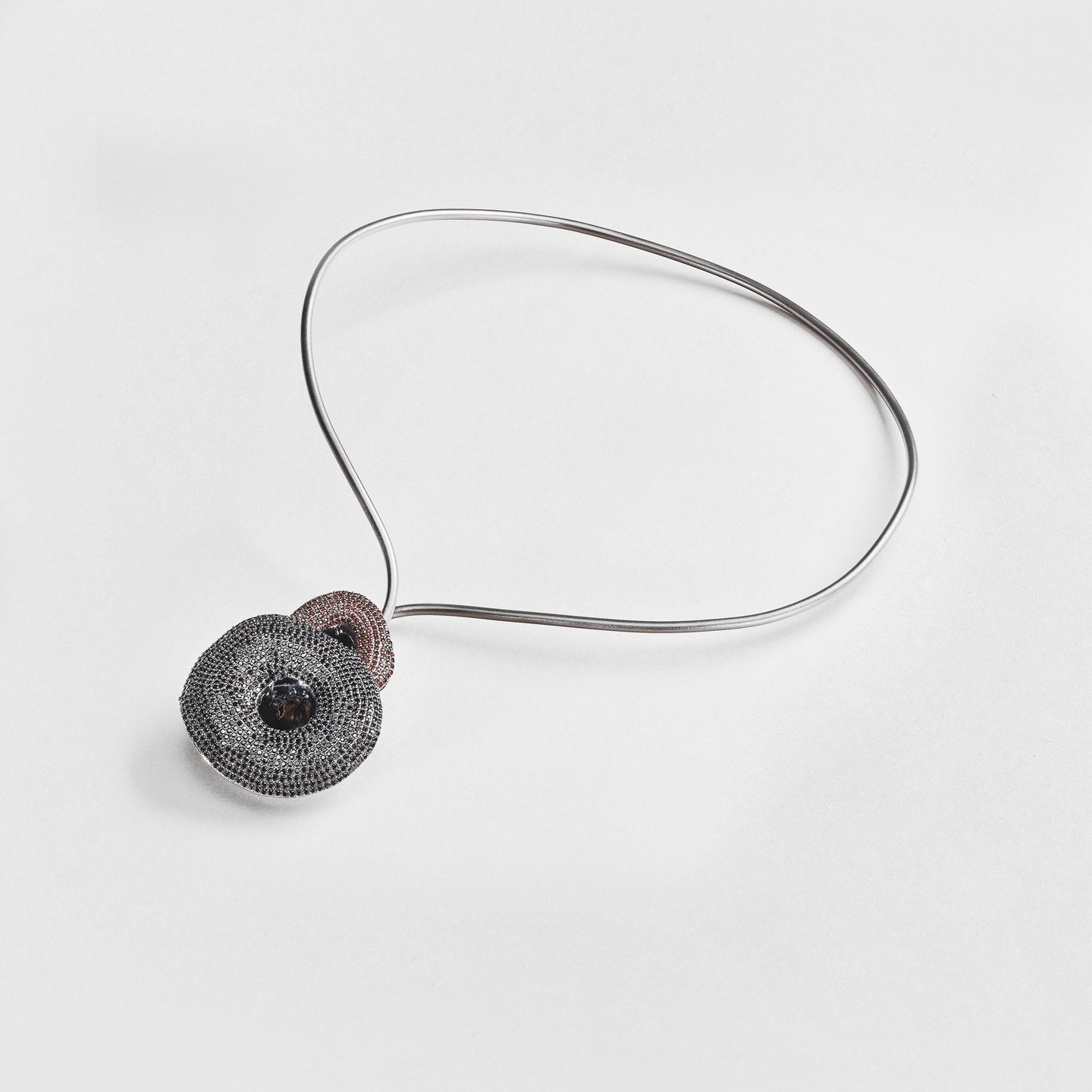 Liosa Garnet and Spinel Necklace