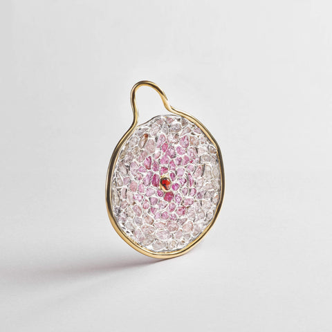 Eithen Spinel Pendant