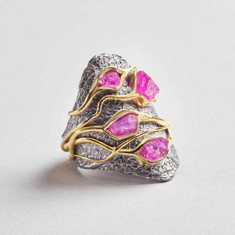 Alodie Ruby Ring