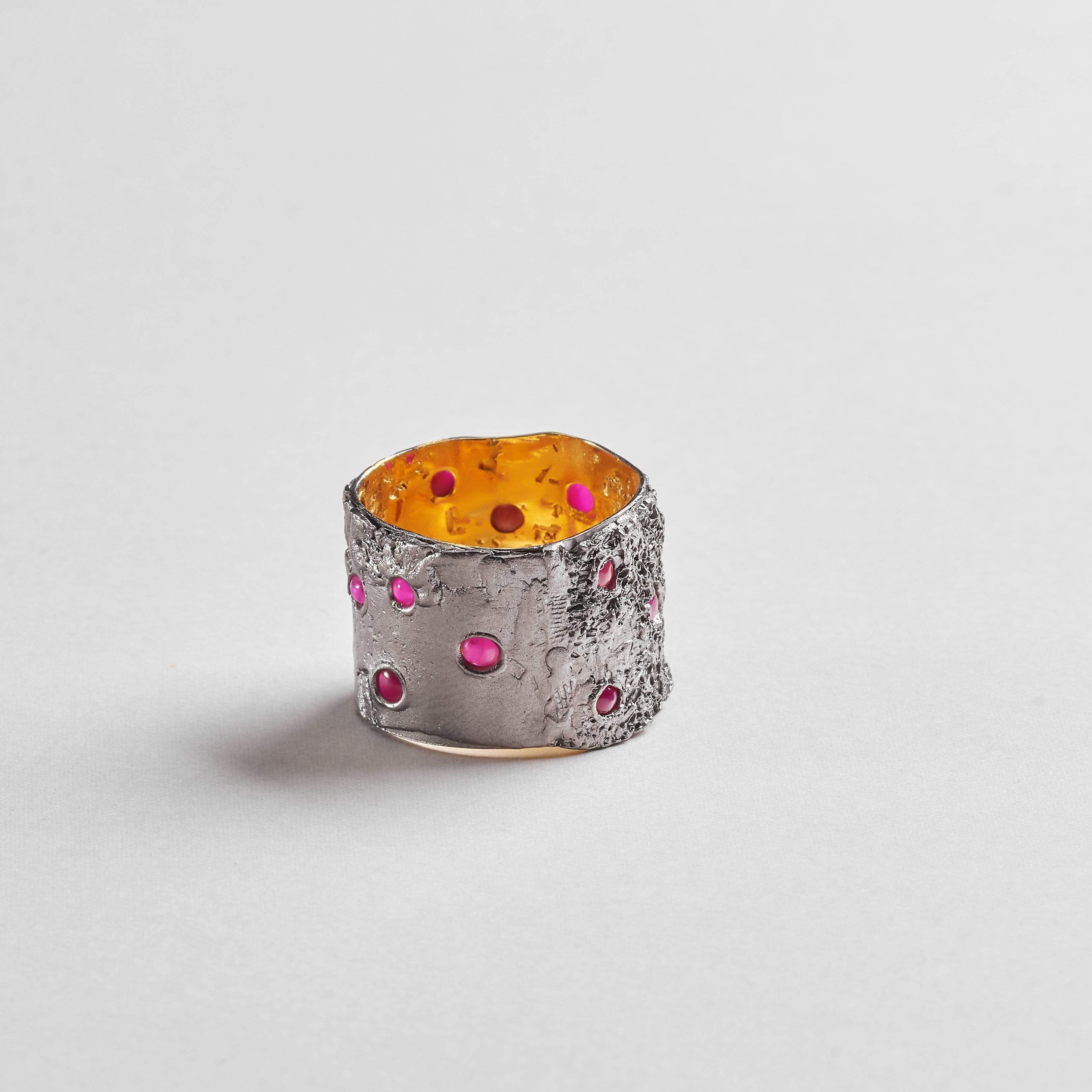Isa Ruby Ring