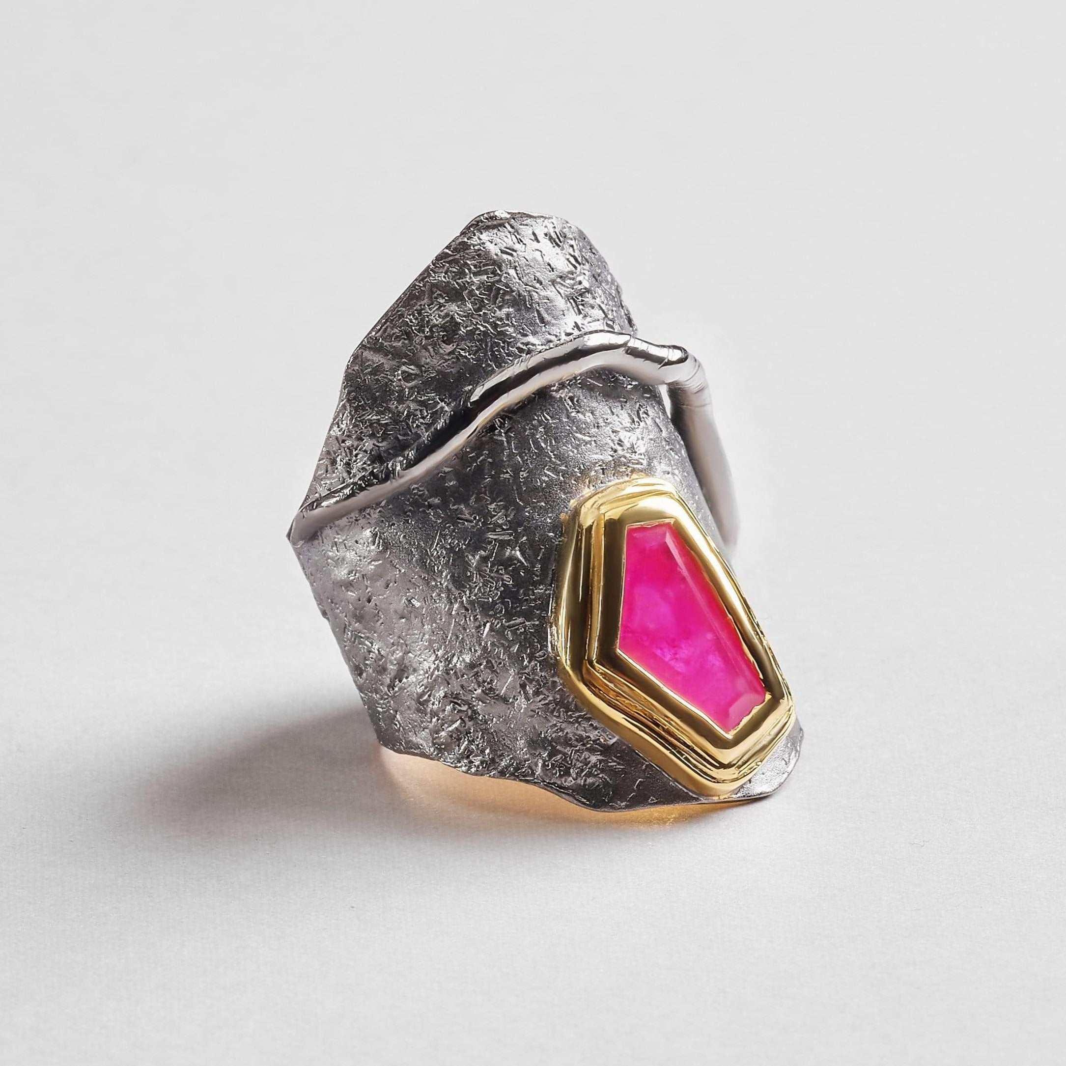 Regan Ruby Ring