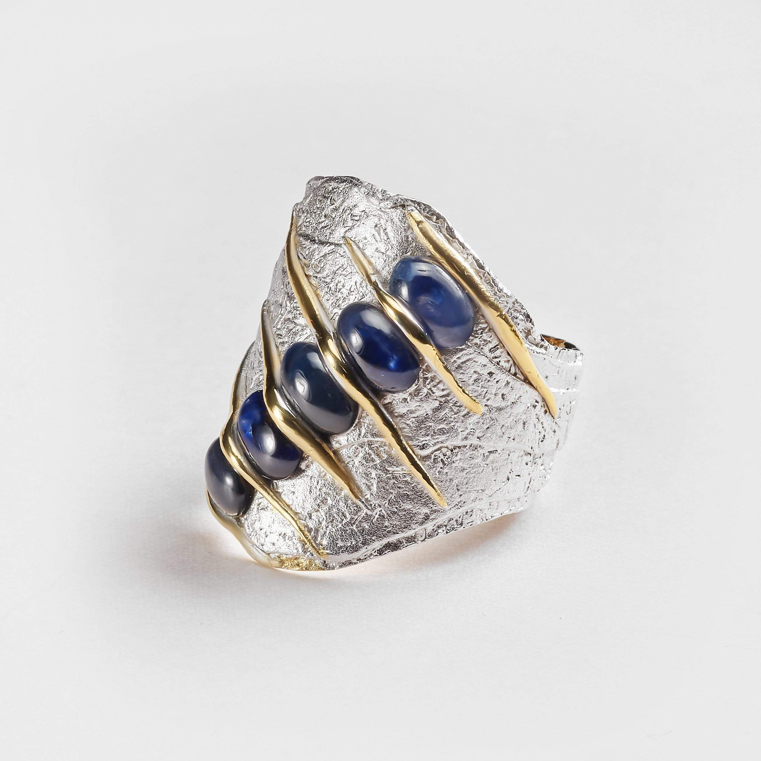 Carlyn Sapphire Ring