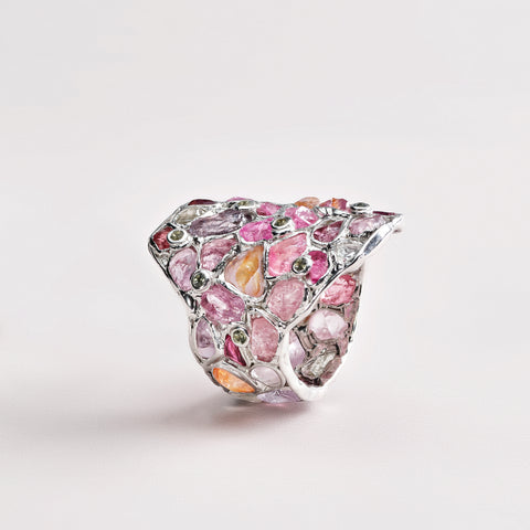 Aella Spinel Ring