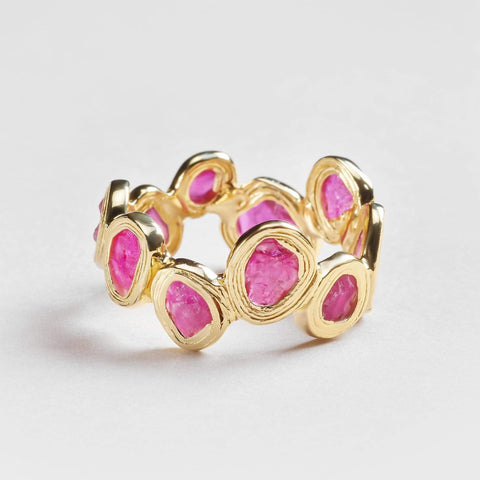 Caila Ruby Ring