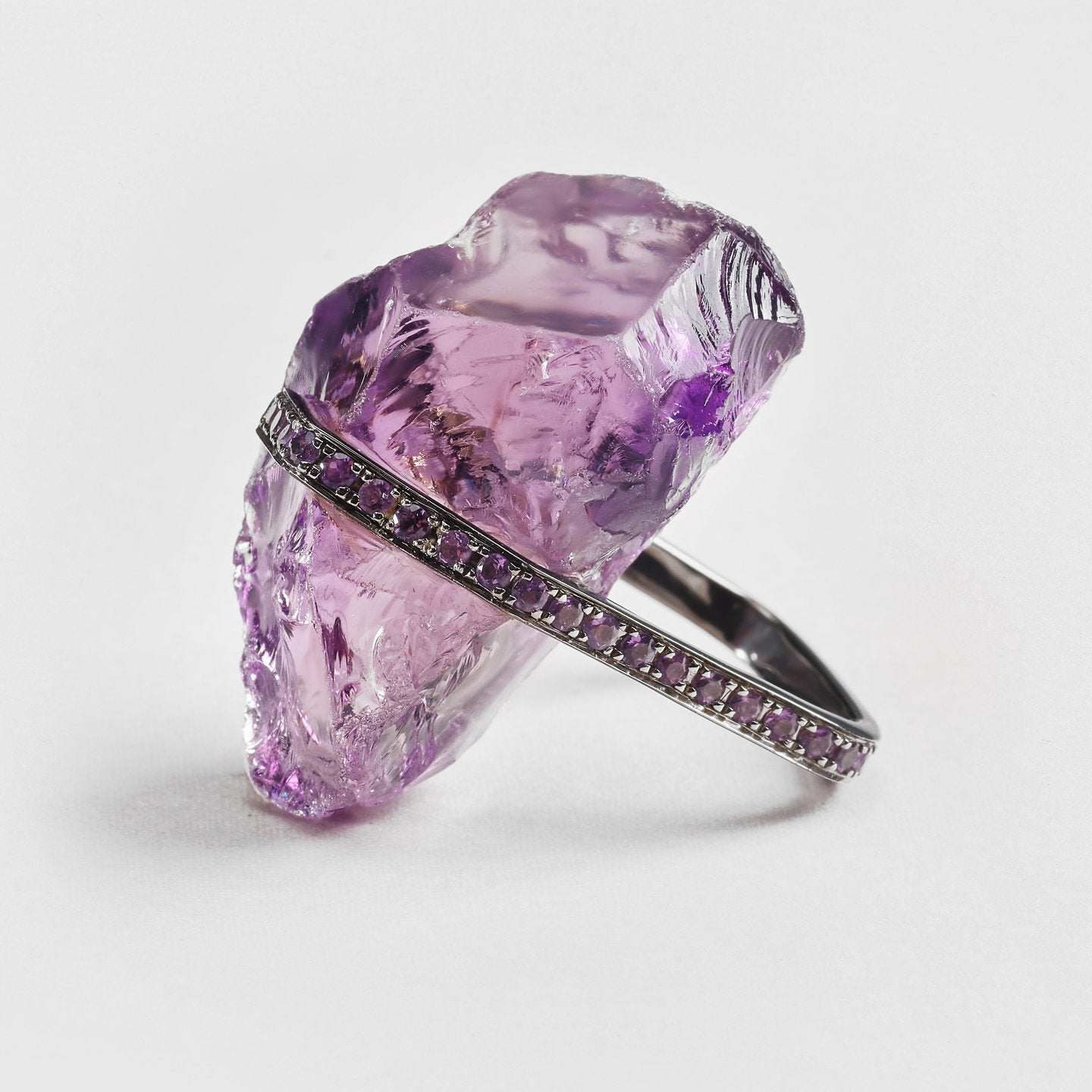 Theana Amethyst Ring