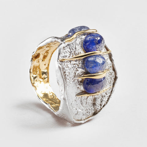 Thea Sapphire Ring