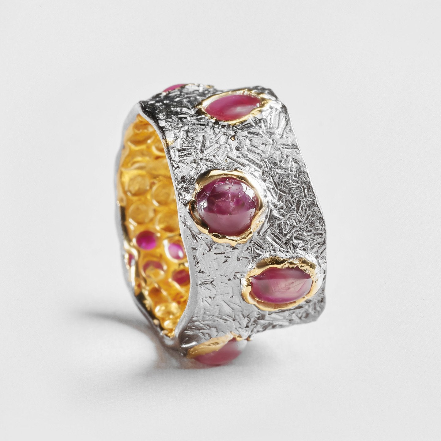Aine Ruby Ring