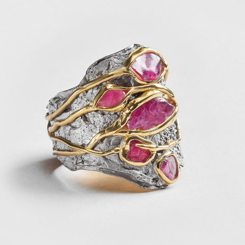 Gai Ruby Ring