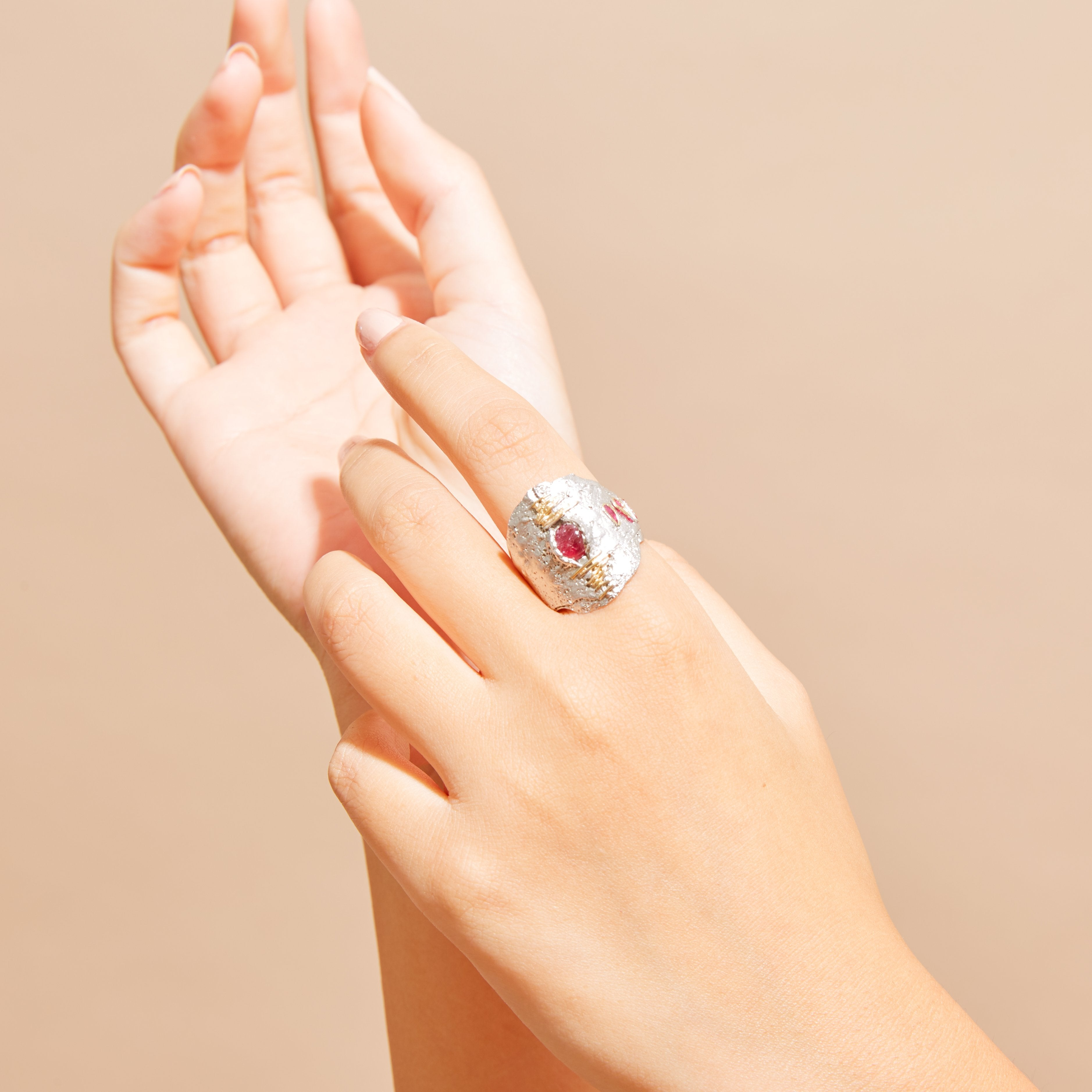 Syld Ruby and Ring