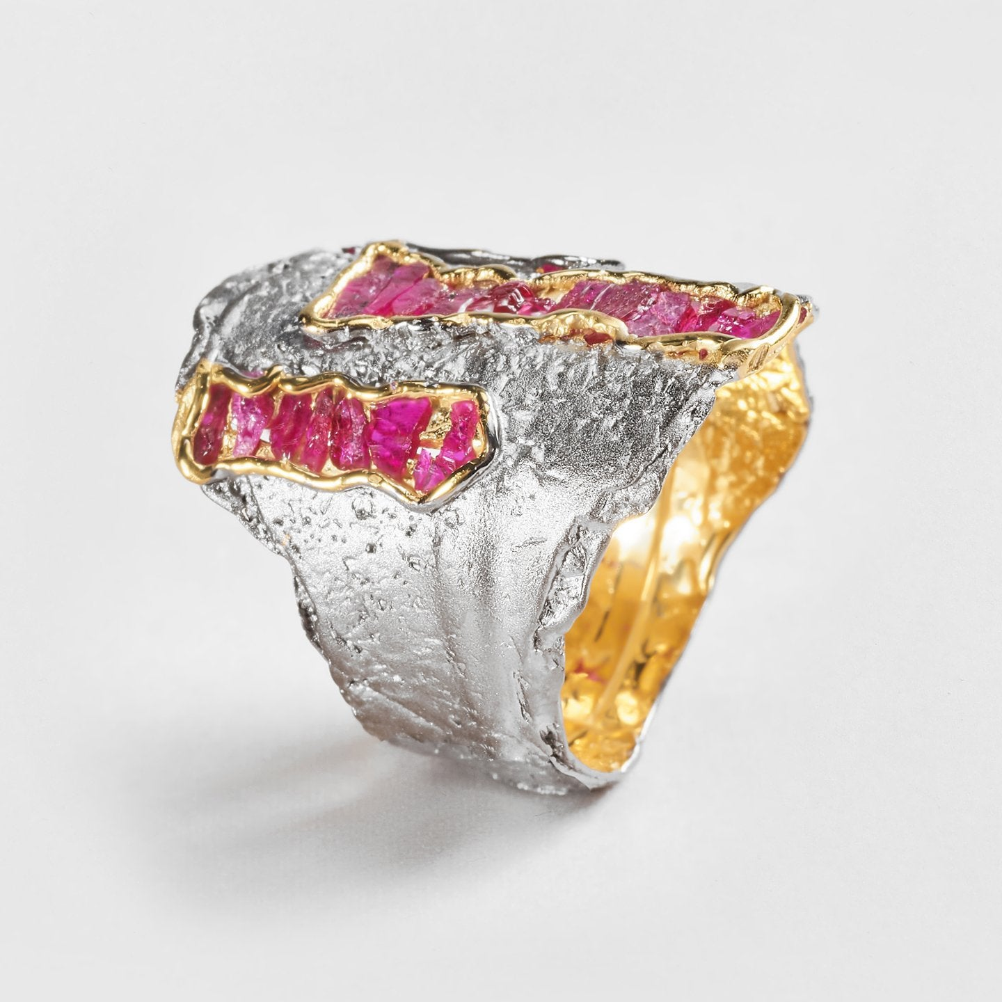 Islen Ruby Ring