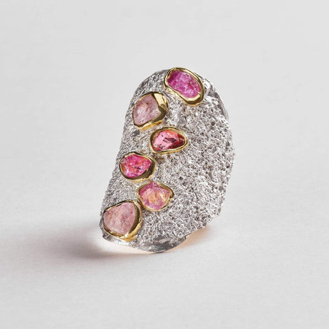 Adelie Spinel Ring