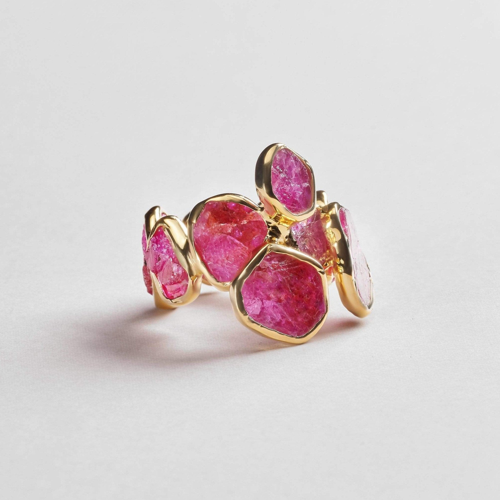 Lotis Ruby Ring