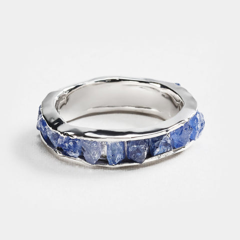 Gaina Tanzanite Ring