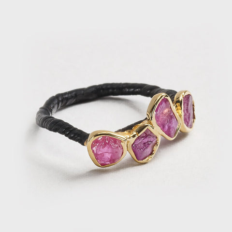 Nerid Ruby Ring