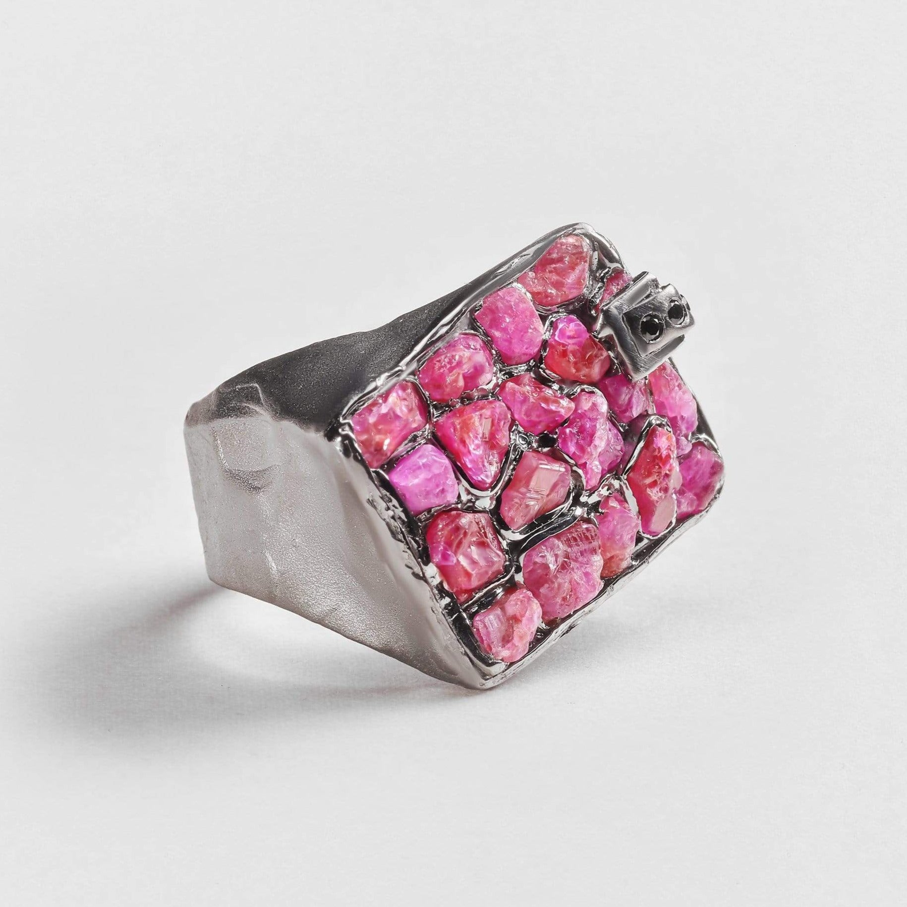 Nydia Ruby Ring