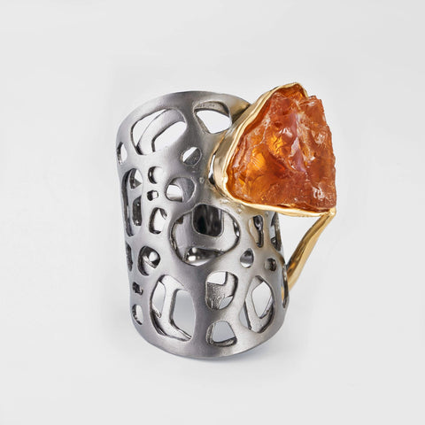 Adarna Citrine Ring