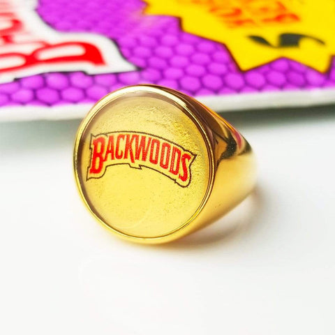 Backwoods Ring - The New Urban Thrifters