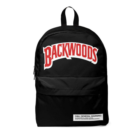 Black Backwoods Backpack - The New Urban Thrifters