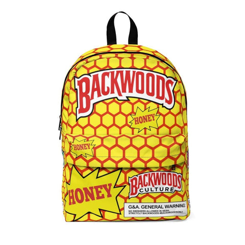 Honey Backwoods Backpack - The New Urban Thrifters
