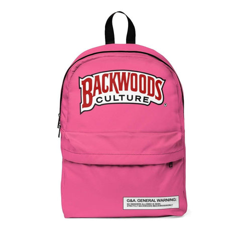 Pink Culture Backwoods Backpack - The New Urban Thrifters