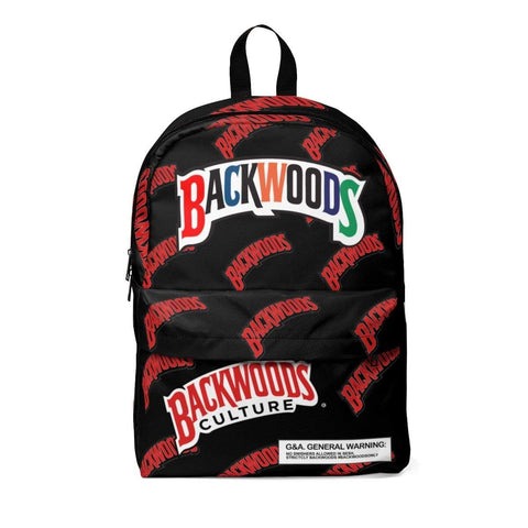 Premium All Over Print Backwoods Backpack - The New Urban Thrifters