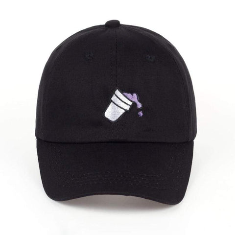 Purple Sprite Dad Hat - The New Urban Thrifters