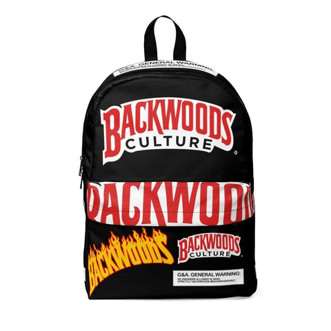 Special Edition Black Backwoods Culture Backpack - The New Urban Thrifters