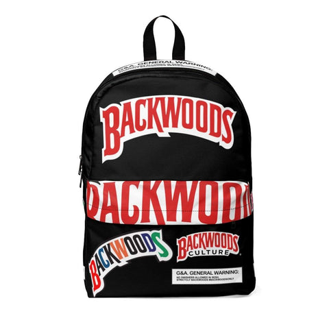 Special Edition Black Classic Backwoods Backpack - The New Urban Thrifters