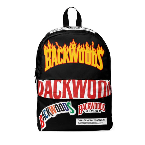 Special Edition Black Flame Backwoods Backpack - The New Urban Thrifters