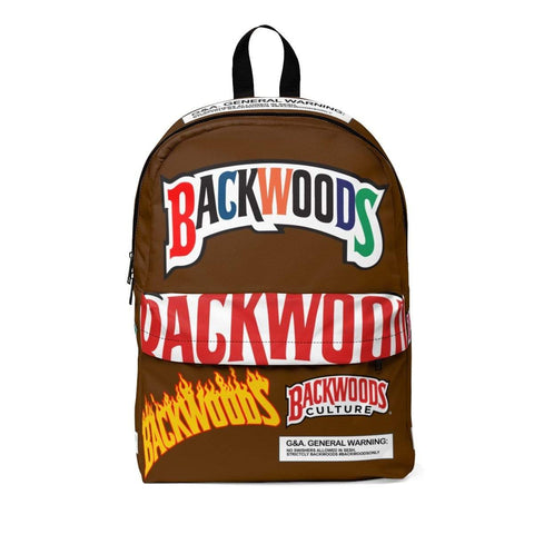 Special Edition Brown Colour Backwoods Backpack - The New Urban Thrifters