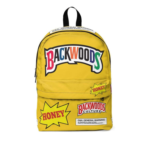 Special Edition Colour Honey Backwoods Backpack - The New Urban Thrifters