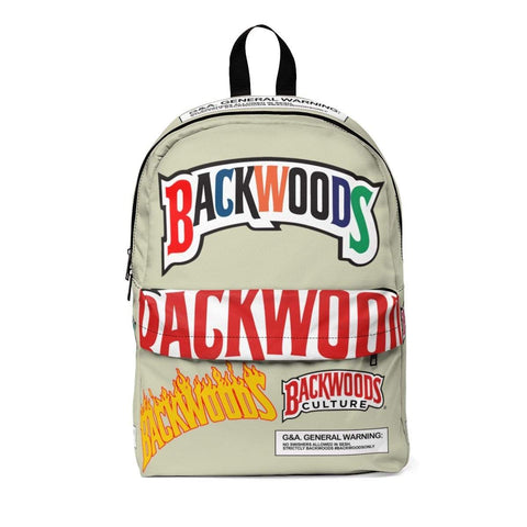 Special Edition Khaki Colour Backwoods Backpack - The New Urban Thrifters