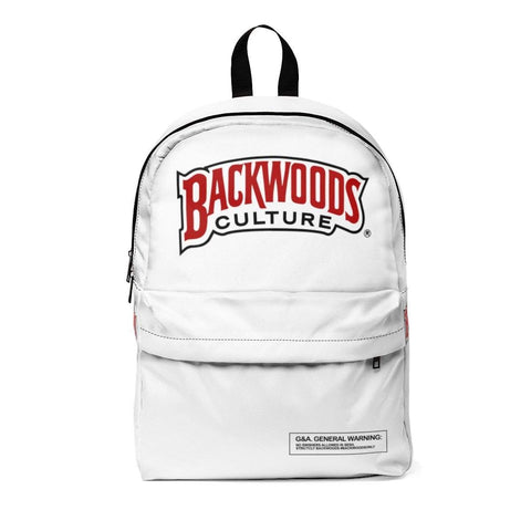 White Culture Backwoods Backpack - The New Urban Thrifters