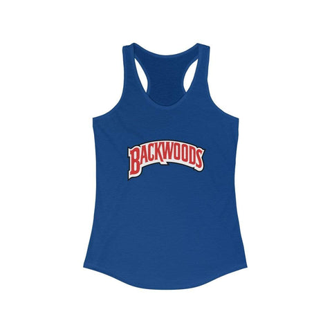 Womens Backwoods Tank Top - The New Urban Thrifters